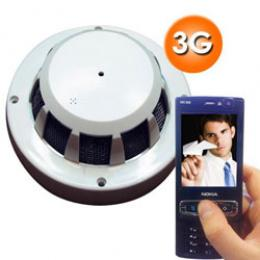 Smoke Alarm 3G Video Camera
