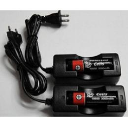 C18650-1 Battery Charger for single 18650 battery