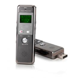 4GB Voice Recorder with FM