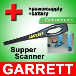 CARRETT Hand Held Metal Detector