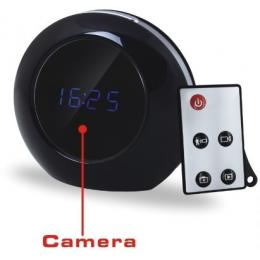 Mini Clock DVR with Motion Detection
