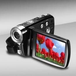 HD 720P Digital Mini Video Camera