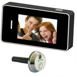 2.8 inch touch screen Peephole Video Doorbell