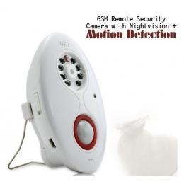 GSM Remote Security Camera