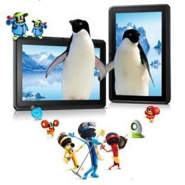 7 inch android 4.0 AllWinner A13,1.2GHz 512MB 4GB