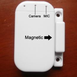 Magnetic Door/Windows GSM Alarm Camera