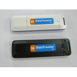 TF data traveler+u disk+voice reocrder,Support 1-32GB TF card