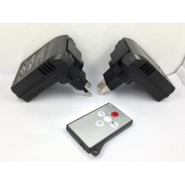 HD 1080P Charger Camera with Remote