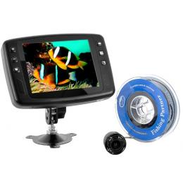 Underwater Fishing and Inspection Camera with 3.5 inch Color Monitor