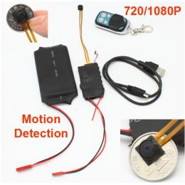 HD1080P Big battery DIY Camera DVR Motion detection remote control