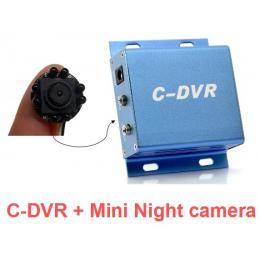Mini Security DV Rwith night vision camera