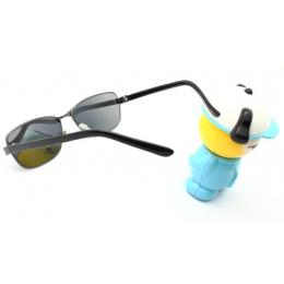 Rearview Mirror Anti Track Glasses Ant-UV Sunglasses