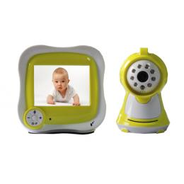 2.4G Digital Baby Monitor with 3.5