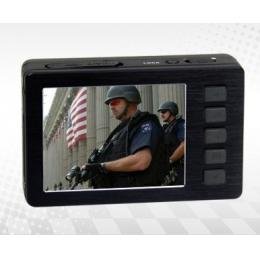 HD 1080P Police DVR with Camera