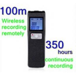 100m Long Distance Voice Recorder--16GB