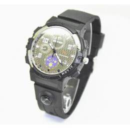 H.264 LED Night Vision Watch DVR Camera-16GB
