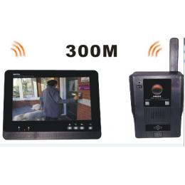 300M Wireless Digital Doorphone
