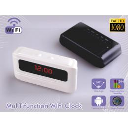 Multi-function WIFI Clock