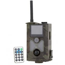 12MP FHD 3G WCDMA MMS Trail Camera--Wide Angle 120