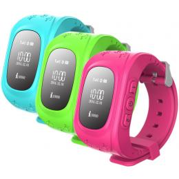 Q50 Children's Smart GPS Watch