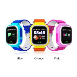 Q90 Children's Smart GPS GPRS Watch with APP