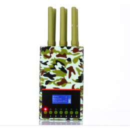 Mobile Phone Jammer for GSM, 3G, 4G, GPS