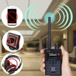 Wireless camera Lens & mobile phone Signal Detector
